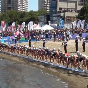 日本トライアスロン選手権