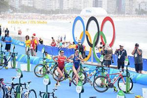 オリンピック・ディスタンス