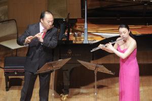日本のフルート奏者