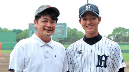 工藤阿須加と父