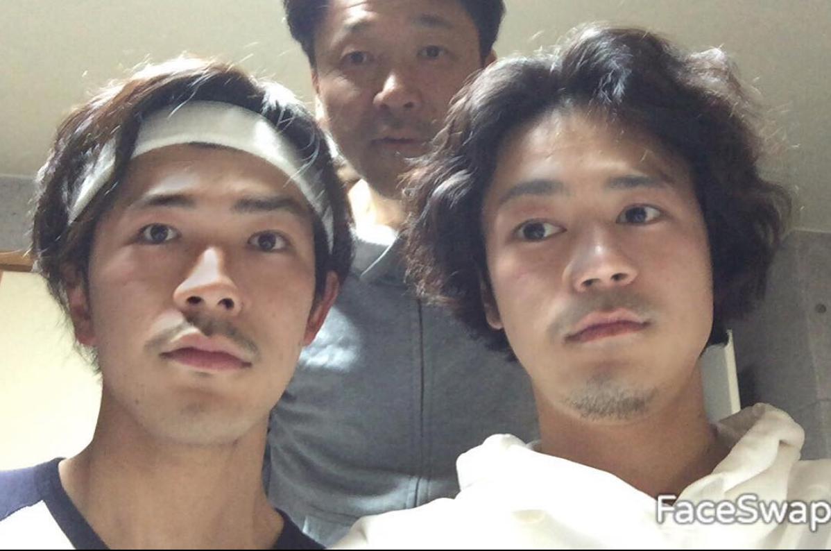 成田凌は父親をイベントに招待することが多いらしいですが、滅多に登場しないのであまりよく知られていません。