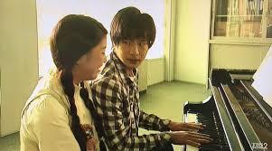 田中圭,ピアノ