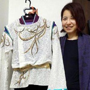 伊藤聡美,デザイナー,羽生結弦,衣装