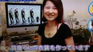 宇野昌磨,衣装,伊藤聡美,デザイナー
