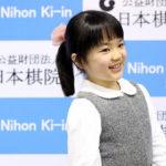 仲邑菫の経歴や韓国時代は?3歳で囲碁を覚えて韓国語もペラペラだった!